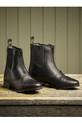 Dublin Ladies Foundation Zip Paddock Boots Display - Black