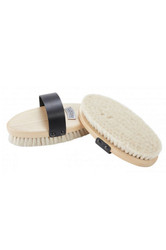 LeMieux Heritage Gleam Goats Hair Brush - Natural