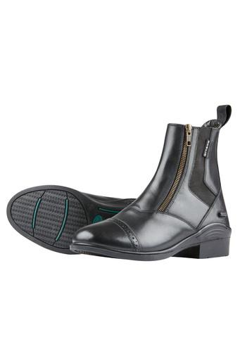 Dublin Ladies Evo Double Zip Front Paddock Boot - Black