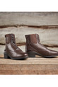 Display Image Of Dublin Ladies Evolution Lace Paddock Boots - Brown
