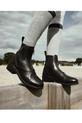 Black Dublin Ladies Evolution Zip Front Paddock Boots