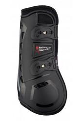 LeMieux Impact Responsive Tendon Boots - Black