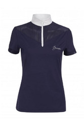 LeMieux Ladies Adrina Show Shirt - Navy