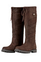 Dublin Ladies Kennet Boots Chocolate Brown