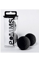 Pomms Ear Plugs - Black