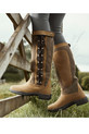 Tan Lifestyle Image Dublin Ladies Pinnacle Boot II