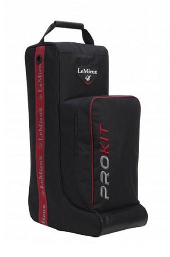 LeMieux ShowKit Boot and Hat Bag - Black