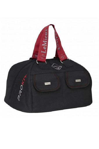 LeMieux ShowKit Hat Bag - Black