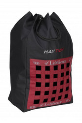 LeMieux ShowKit Hay Tidy Bag  - Black