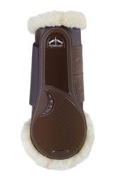 Veredus TRC Vento Sheepskin Tendon Boot - Brown