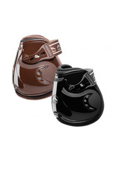 Veredus Pro Jump Vento Elastic Fetlock Boot - Brown and Black