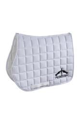 Veredus Saddlecloth Microfibre Dressage - White