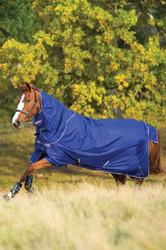 Horseware Amigo Hero 900 Plus Turnout Lite 0g - Atlantic Blue/Atlantic Blue