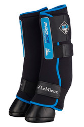 LeMieux ProIce Freeze Therapy Boots - Black
