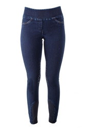 Mark Todd Ladies Jeggings - Denim Blue