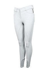 Mark Todd Ladies Marceline Breeches - White