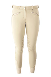 Mark Todd Ladies Winter Performance Breeches - Beige