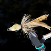 Brown Epoxy Permit Fly