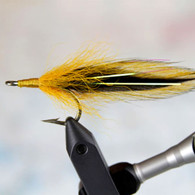 Orange Badger Tarpon Fly