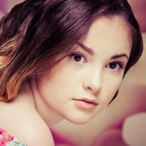 Mini Model Makeover Photo Shoot