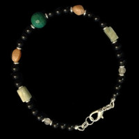 Bracelet for healing grief, closed