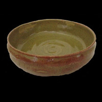 Camo Color Small Ceramic Soup/Cereal Bowl