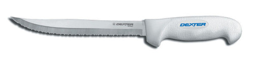 "Dexter Russell SofGrip 8"" Tiger Edge Slicer 24293 SG142-8"