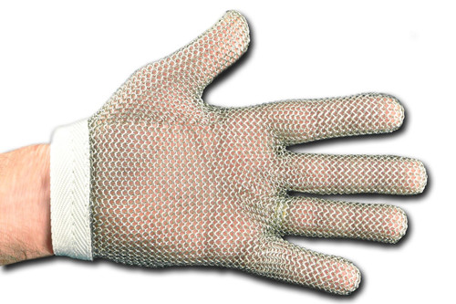 Dexter Russell Stainless Steel Mesh Glove Size Large 82063 Ssg2-L