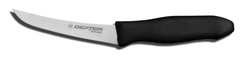 "Dexter Russell Sani-Safe 6"" Curved Semi-Flex Boning Knife 26103 St131-6"