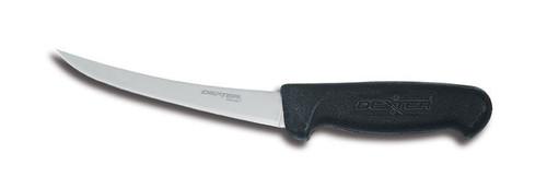 "Dexter Russell Prodex 6"" Semi-Flex Curved Boning Knife 27023 Pdm131-6"