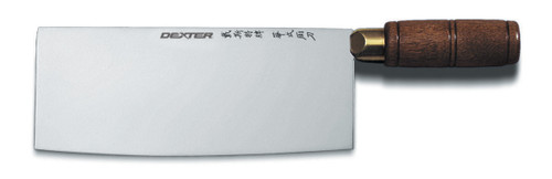 """Dexter Russell 8""""x 3 1/4"""" Chinese Chefs Knife 8110 S5198"""