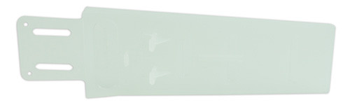 """Dexter Russell 5"""" X 18"""" Hook Eye Scabbard White Poly for Large Knives or High Curve Blades 42027 TAS1 Plas"""