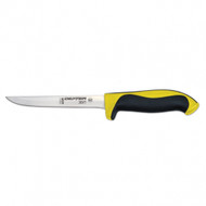 "Dexter Russell 360 Series 6"" narrow flexible boning knife yellow handle 36002Y S360-6F-PCP"