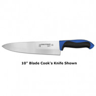 "Dexter Russell 360 Series 8"" cook's knife blue handle 36005C S360-8PCP"
