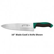 "Dexter Russell 360 Series 8"" cook's knife green handle 36005G S360-8PCP"