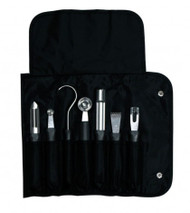 Dexter Russell 7 PC. Garnishing Tools With Case 20207 CC77