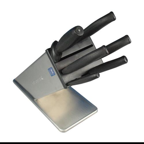 Dexter Russell SofGrip 6 PC. Stainless Steel Block Set 20323 SB-6