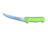 "Dexter Russell Lime Green Sani-Safe 6"" Narrow Curved Boning Knife 3233 C131-6"