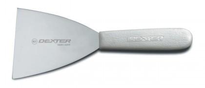 """Dexter Russell Sani-Safe 3"""" Griddle Scraper 19603 S293-PCP"""