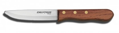"Dexter Russell Basics 4 3/4"" Jumbo Style Steak Knife 31365 P46005"