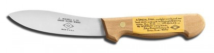 """Dexter Russell Traditional 5 1/4"""" Sheep Skinning Knife 6371 L012G-5 1/4 (6371)"""