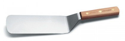 """Dexter Russell Traditional 8""""x3"""" Cake Turner 16231 2386C-8 (16231)"""