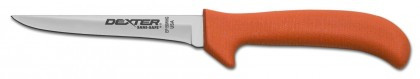 """Dexter Russell Sani-Safe 5"""" Wide Utility/Deboning Poultry Knife 11223 EP155WHG (11223)"""