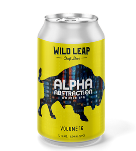 Wild Leap Alpha Abstraction Vol. 16