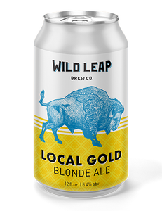 Wild Leap Local Gold