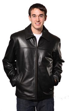 Christian NY | Dean Leather Jacket