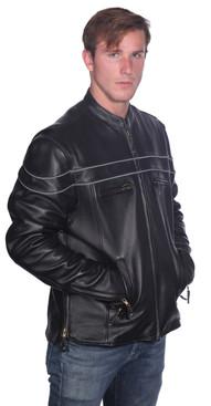 Wilda   Rudy Leather Jacket