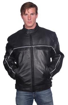 Wilda | Powell Leather Jacket