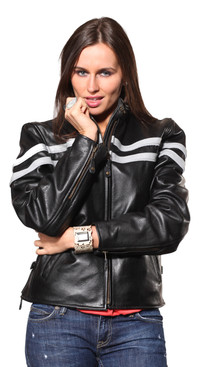 Wilda | Rachael Leather Jacket
