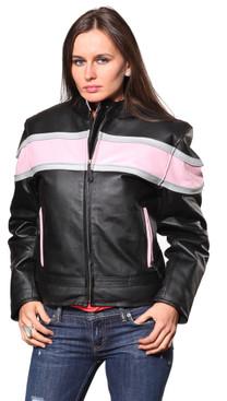 Wilda | Lisa Leather Jacket